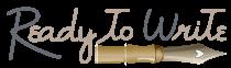 Ready to write | Marika Wildenauer Logo